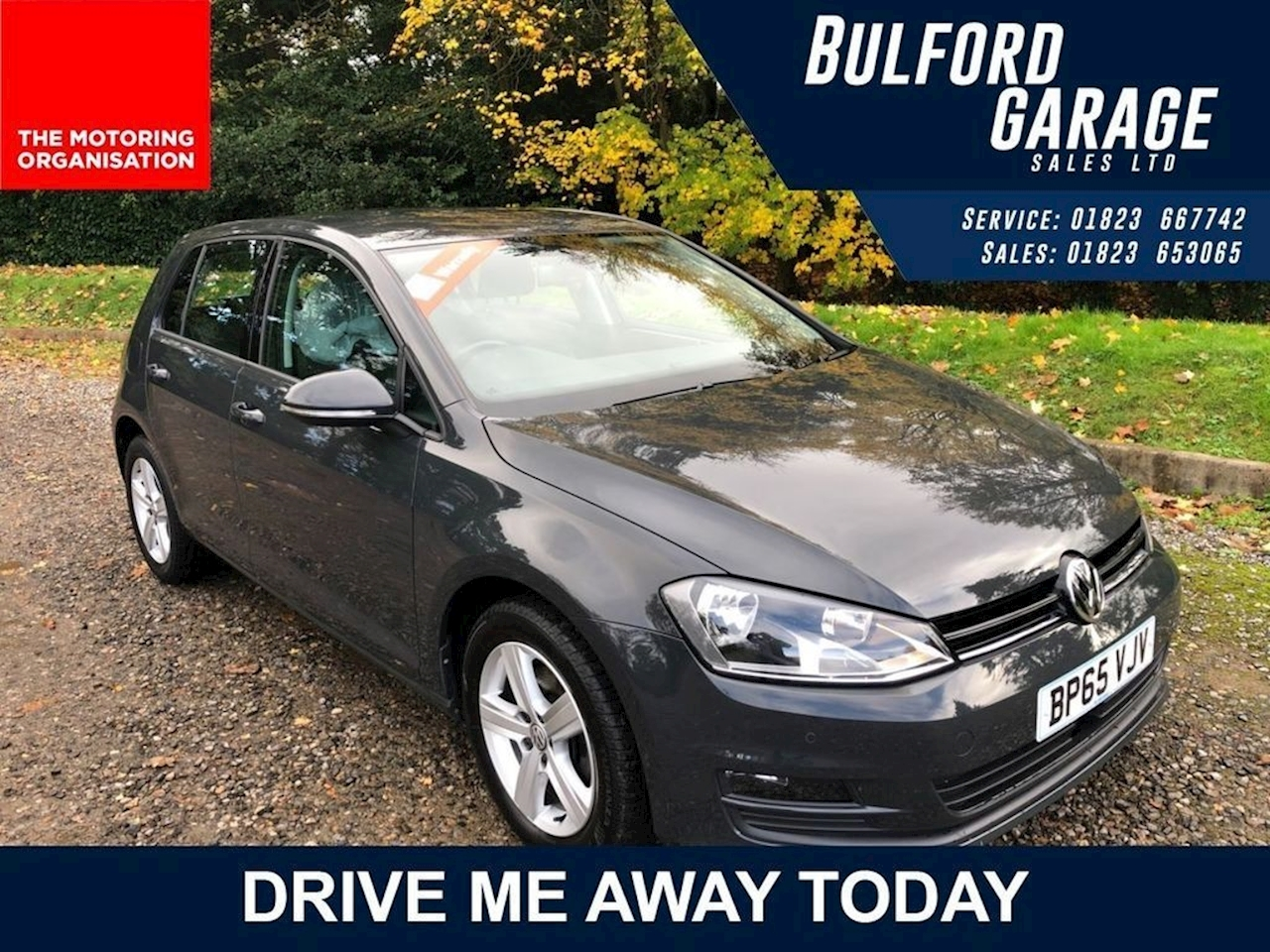 Volkswagen Golf Match Hatchback 1.6 Manual Diesel