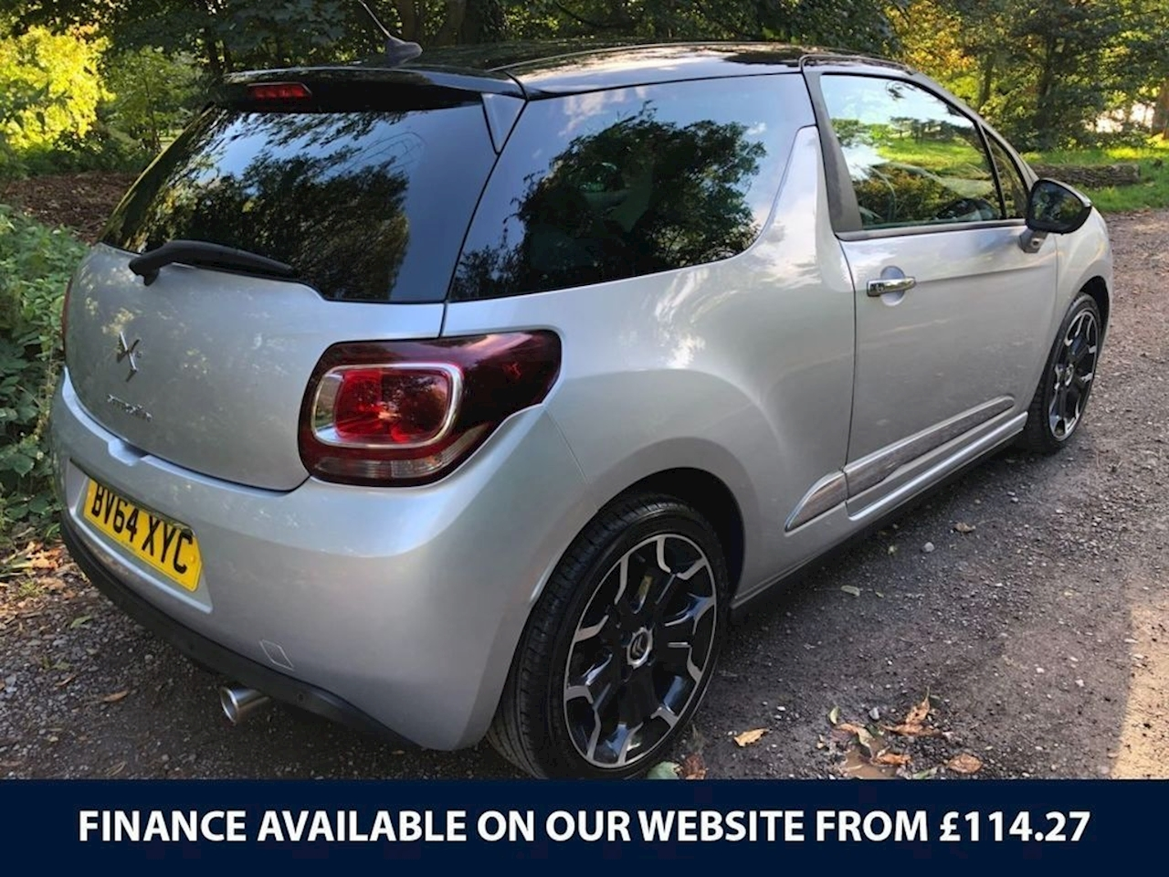 Citroen DS3 DStyle Plus Hatchback 1.6 Manual Diesel