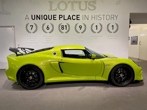 Exige Sport 410 3.5 2dr Coupe Manual Petrol