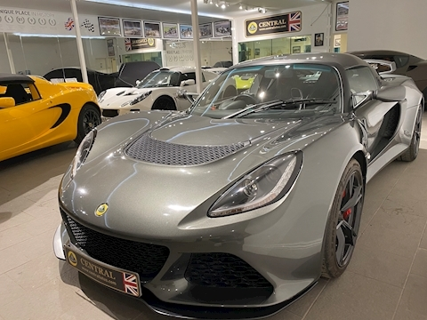 Exige V6 S Coupe 3.5 Manual Petrol