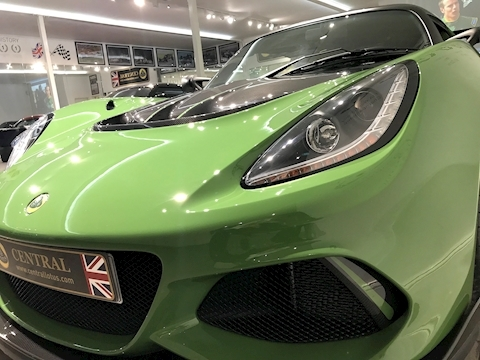 Exige Cup 430 3.5 2dr Coupe Manual Petrol