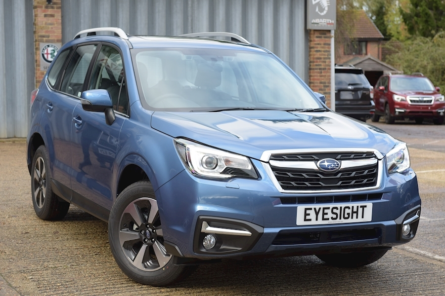 Subaru Forester I Xe Premium Eyesight
