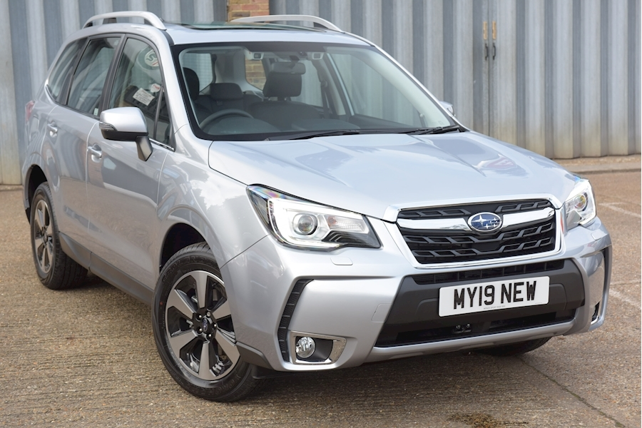 Subaru Forester 2.0i Xe Premium Eyesight