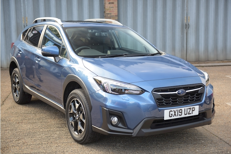Subaru Xv 1.6i Se Premium Eyesight