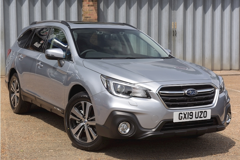 Subaru Outback 2.5I Se Premium Eyesight