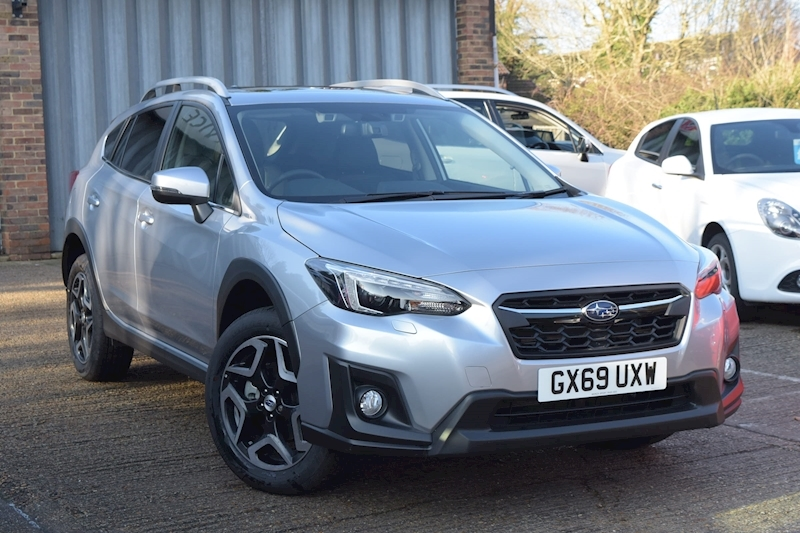 Subaru Xv 2.0i Se Premium Eyesight