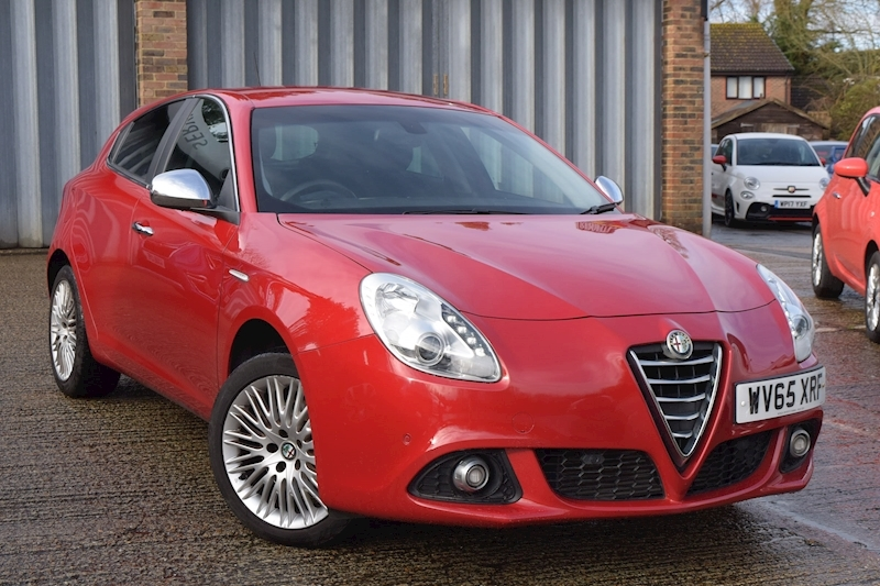 Alfa Romeo Giulietta Jtdm-2 Business Edition Tct