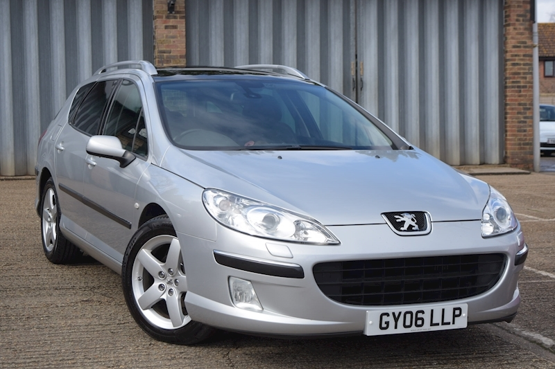 Peugeot 407 Hdi Sw Executive