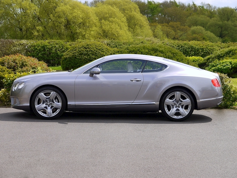 Bentley Continental GT W12 Mulliner - Large 2
