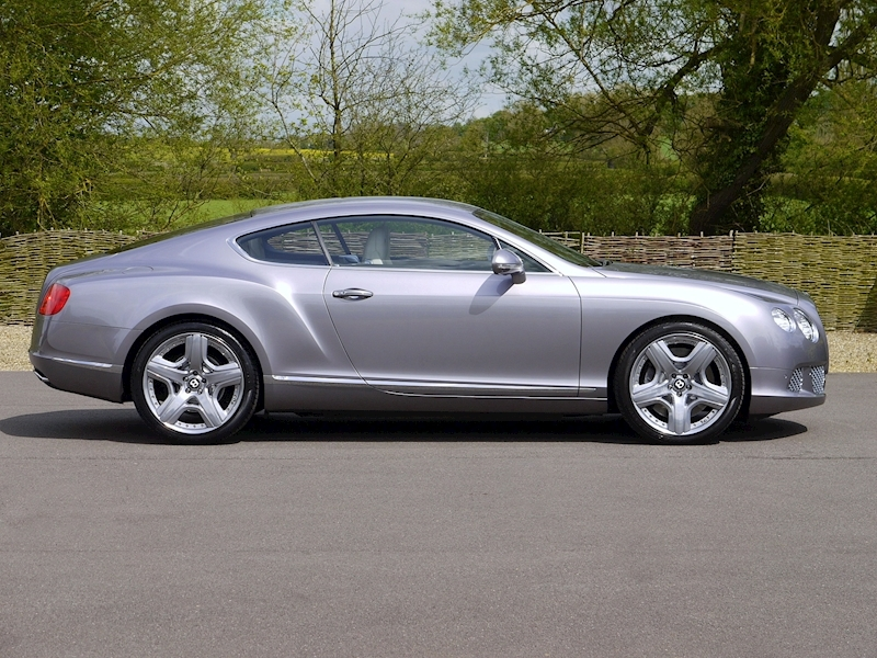 Bentley Continental GT W12 Mulliner - Large 9