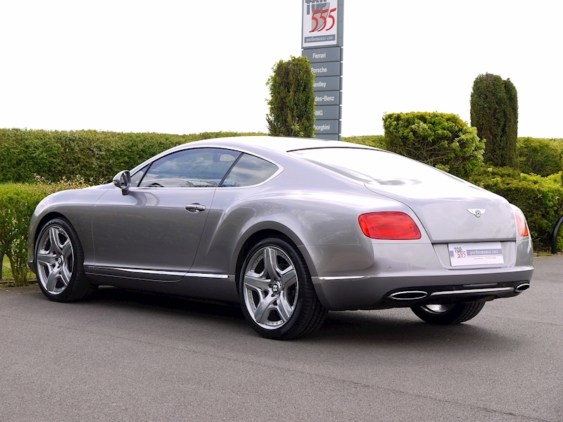 Bentley Continental GT W12 Mulliner - Large 12