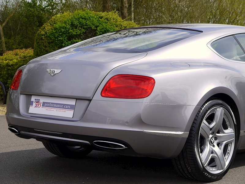 Bentley Continental GT W12 Mulliner - Large 13