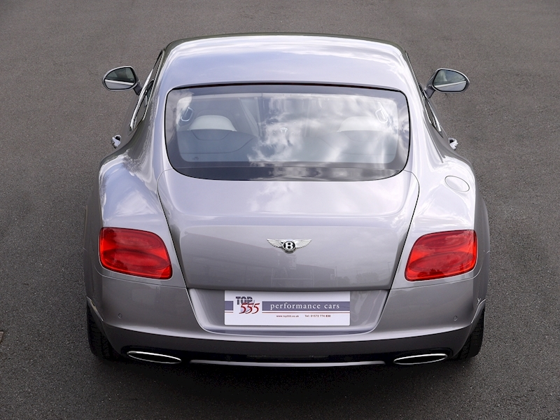 Bentley Continental GT W12 Mulliner - Large 15