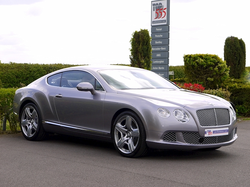Bentley Continental GT W12 Mulliner - Large 17