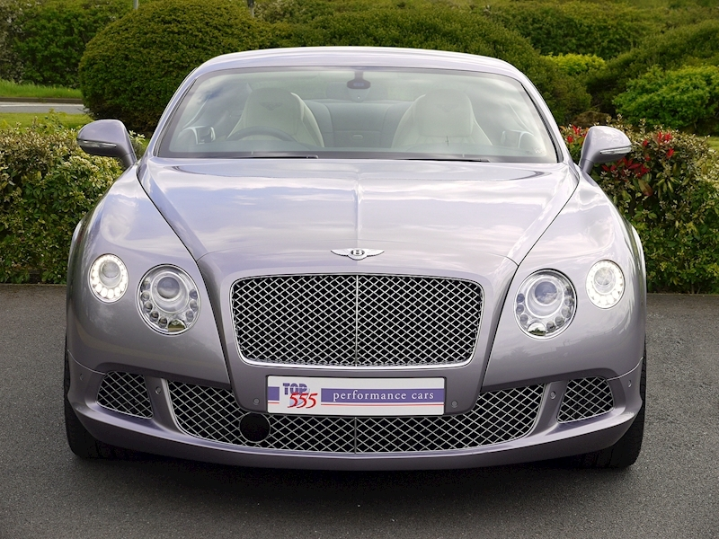 Bentley Continental GT W12 Mulliner - Large 18