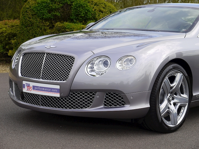 Bentley Continental GT W12 Mulliner - Large 19