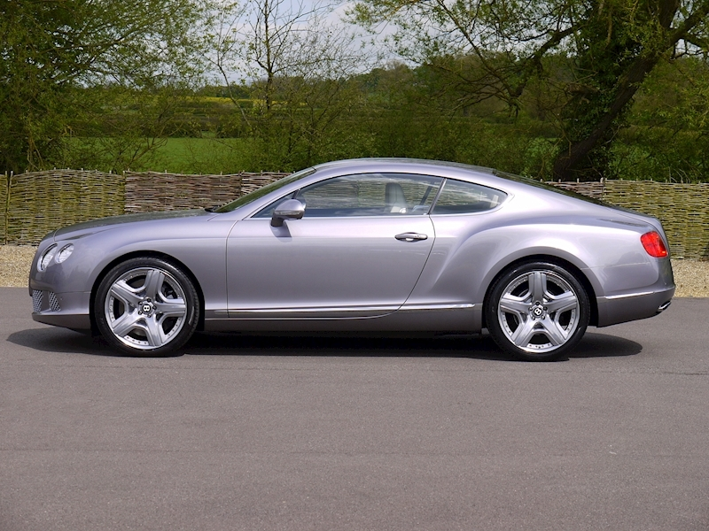 Bentley Continental GT W12 Mulliner - Large 21