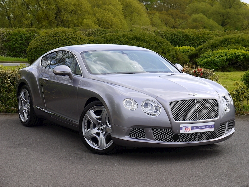 Bentley Continental GT W12 Mulliner - Large 24