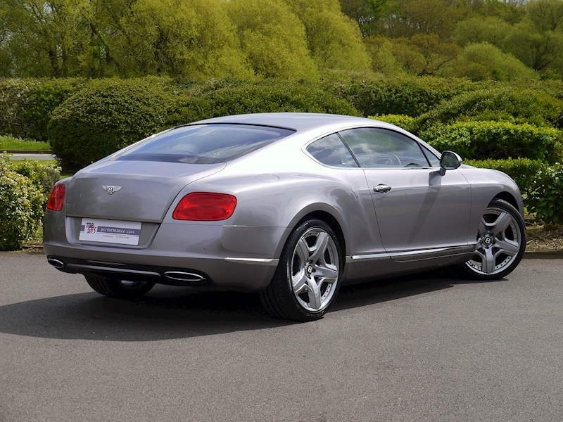 Bentley Continental GT W12 Mulliner - Large 25