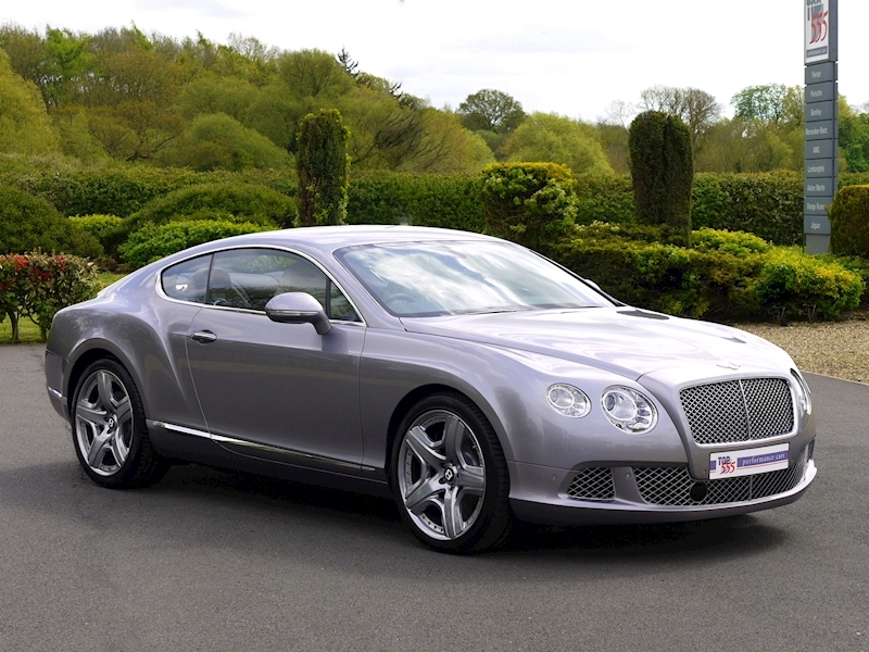 Bentley Continental GT W12 Mulliner - Large 30