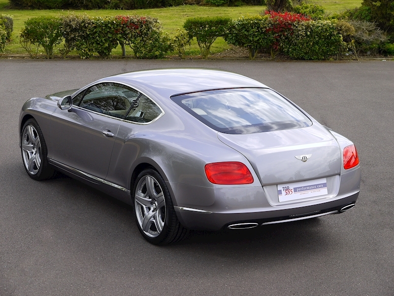 Bentley Continental GT W12 Mulliner - Large 31