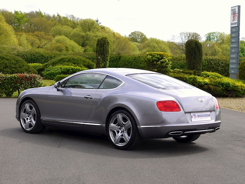 Bentley Continental GT W12 Mulliner - Large 32