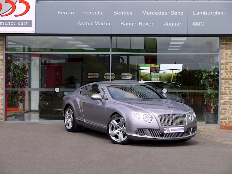 Bentley Continental GT W12 Mulliner - Large 33
