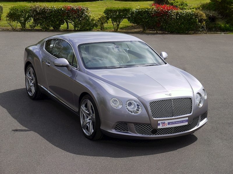 Bentley Continental GT W12 Mulliner - Large 0