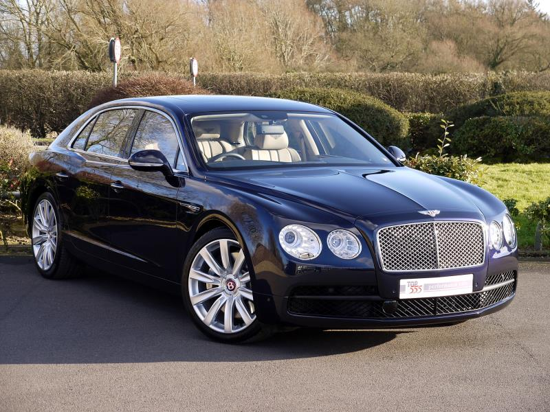 Bentley Flying Spur V8 - Large 26