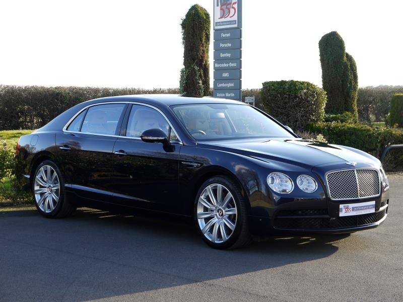 Bentley Flying Spur V8 - Large 11