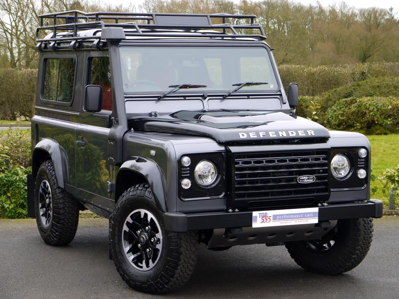 used land rover defender adventure limited edition 1 of 600 td adventure station wagon 2016. Black Bedroom Furniture Sets. Home Design Ideas
