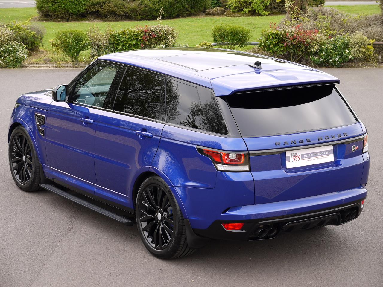 used land rover range rover sport 39 svr 39 svr 2015 top. Black Bedroom Furniture Sets. Home Design Ideas