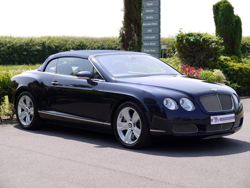 Bentley Continental GTC 6.0 W12 - Large 12