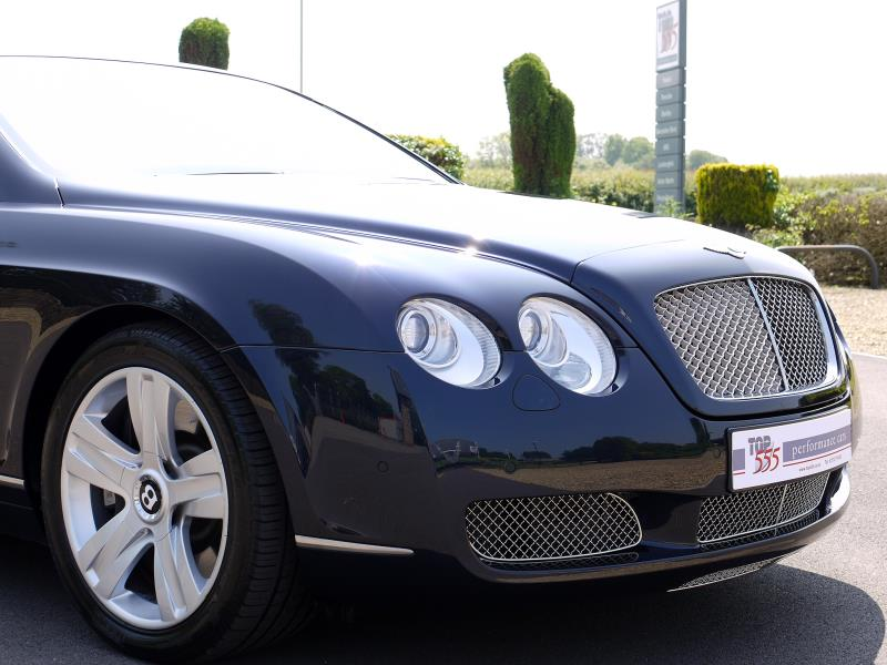 Bentley Continental GTC 6.0 W12 - Large 20