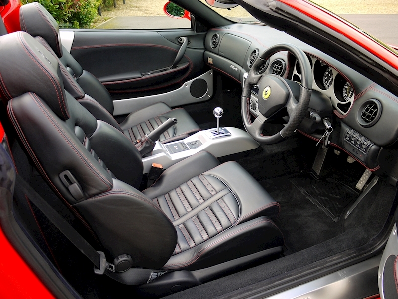 Ferrari 360 Spider - Manual - Large 1