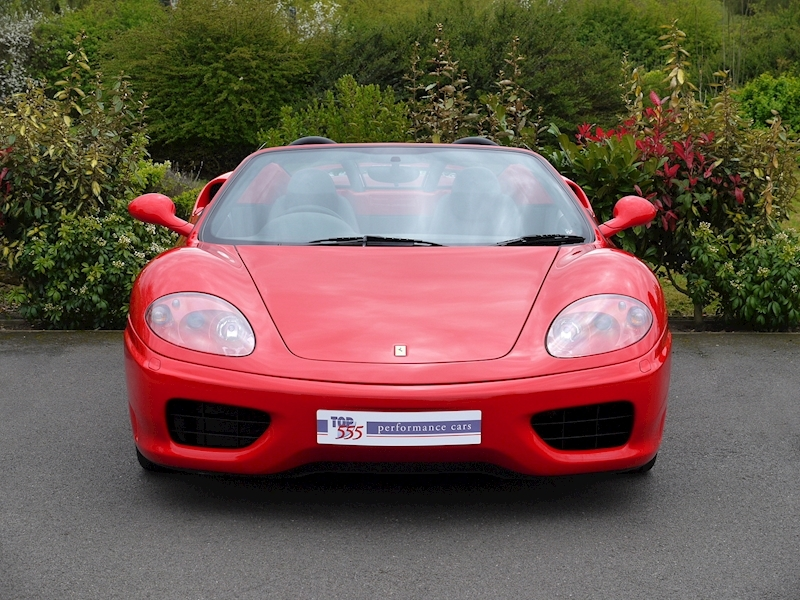 Ferrari 360 Spider - Manual - Large 17