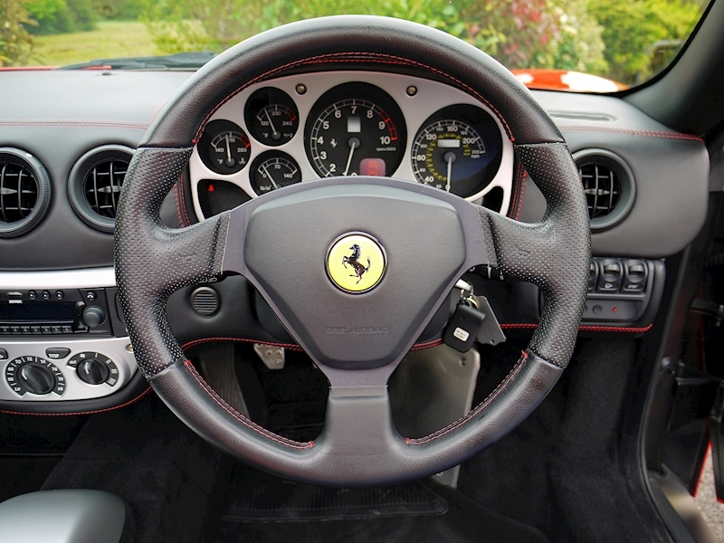 Ferrari 360 Spider - Manual - Large 22
