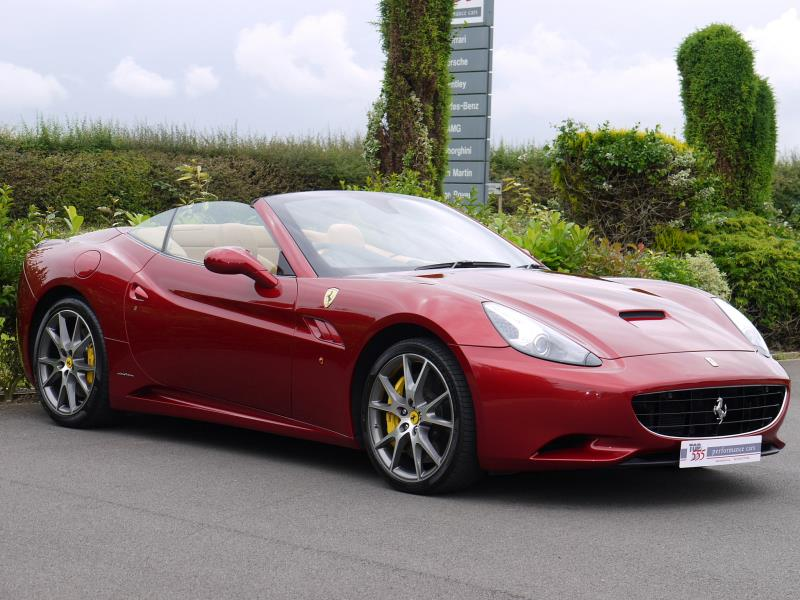 Ferrari California 4.3 2+2 - Large 13