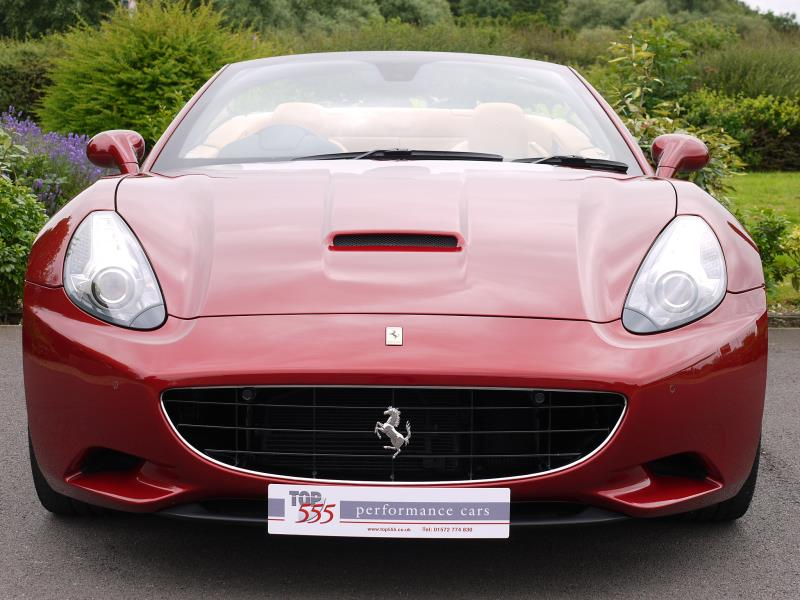 Ferrari California 4.3 2+2 - Large 15