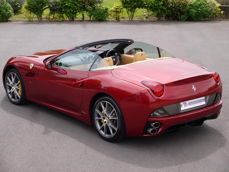 Ferrari California 4.3 2+2 - Large 23