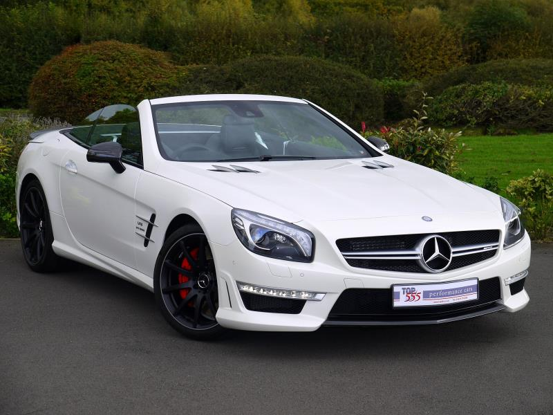 Mercedes SL63 AMG 5.5 V8 Bi-Turbo - Large 0