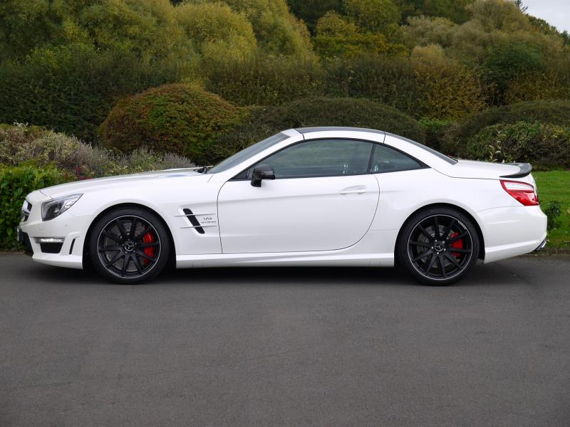 Mercedes SL63 AMG 5.5 V8 Bi-Turbo - Large 2