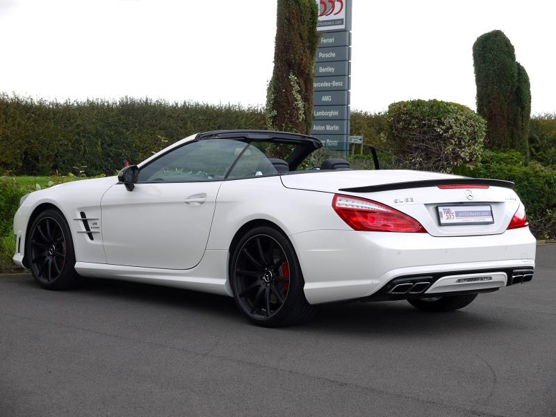Mercedes SL63 AMG 5.5 V8 Bi-Turbo - Large 6