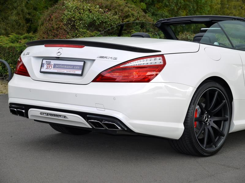 Mercedes SL63 AMG 5.5 V8 Bi-Turbo - Large 7