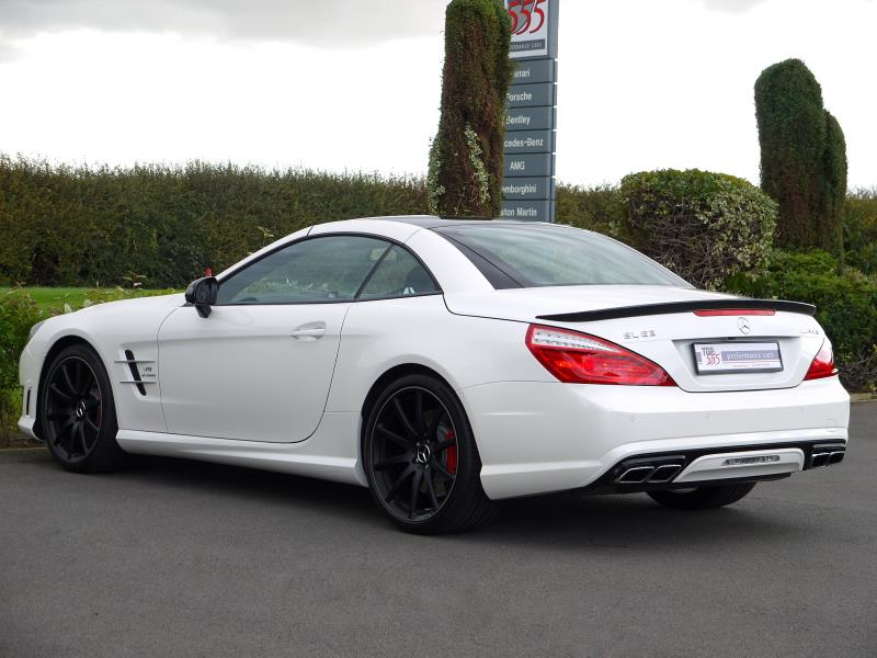 Mercedes SL63 AMG 5.5 V8 Bi-Turbo - Large 10