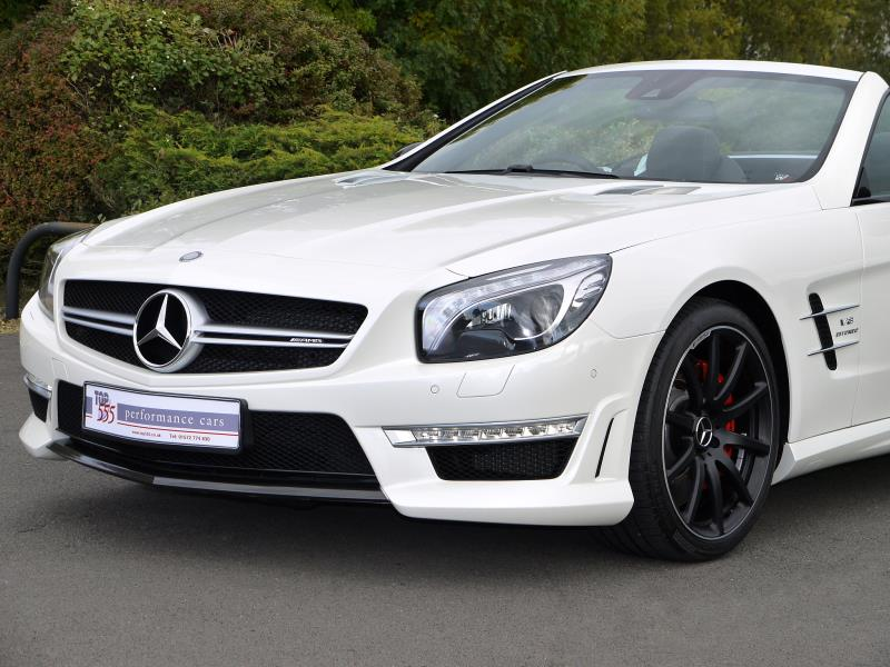 Mercedes SL63 AMG 5.5 V8 Bi-Turbo - Large 12