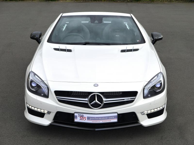 Mercedes SL63 AMG 5.5 V8 Bi-Turbo - Large 13