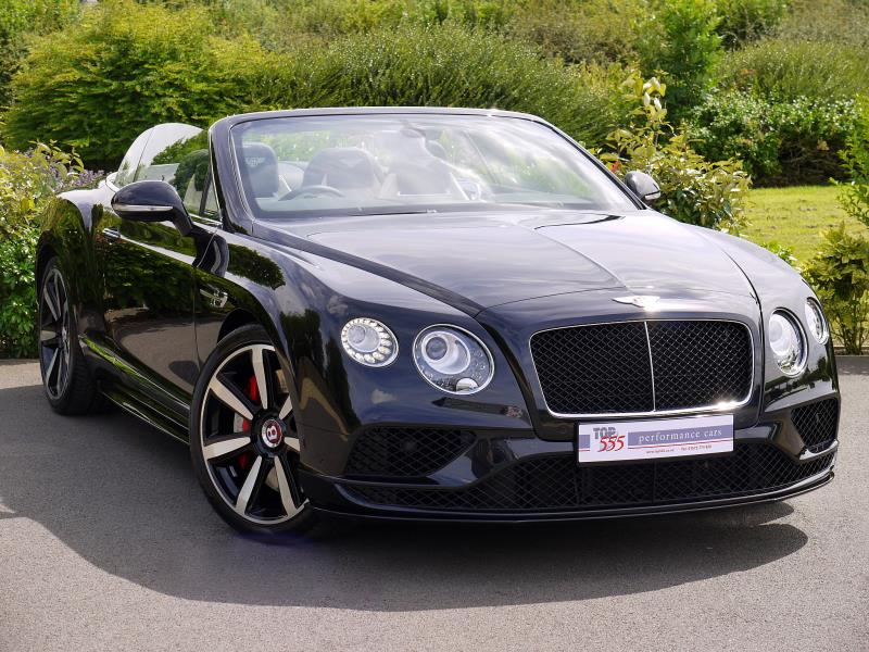 Bentley Continental GTC V8 S Mulliner - Large 0