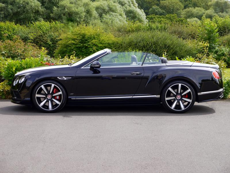 Bentley Continental GTC V8 S Mulliner - Large 2