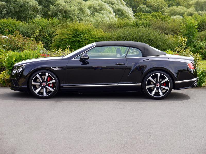 Bentley Continental GTC V8 S Mulliner - Large 7